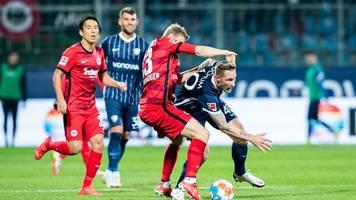 Nächster Sieg: VfL Bochum schlägt auch Eintracht Frankfurt