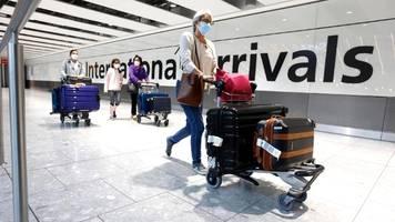 Corona-Pandemie: Neuerung bei Einreise nach England