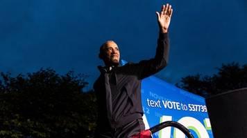 Wahlkampfauftritt - Obama: Amerika und die Welt sind an einem Wendepunkt