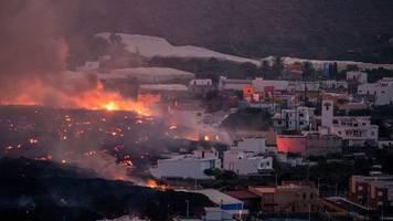 Naturgewalt: Schon fünf Wochen Vulkanausbruch auf La Palma