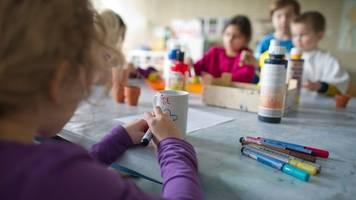Ausbaubedarf bei Ganztagsgrundschulen niedriger