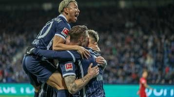 Bundesliga: VfL Bochum schafft den Coup – Eintracht Frankfurt in der Krise