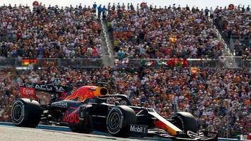 Formel 1 in Austin - Taktik-Coup in Texas: Verstappen baut WM-Führung aus