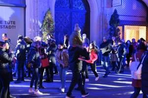 Augsburger Light Nights als Vorbild: Stimmung nicht hinter Bauzäune sperren