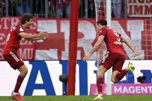 bayern münchen - benfica lissabon in der champions league: live-ticker und infos zur Übertragung