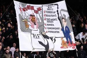 Polizei ermittelt wegen Banners bei Newcastle-Spiel