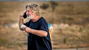 """Nach Drama am """"Rust""""-Set - Alec Baldwin lässt alle Projekte ruhen"""