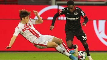Bundesliga, 9. Spieltag - 1. FC Köln - Bayer Leverkusen im Live-Ticker: Wirtz im Fokus des Rhein-Derbys
