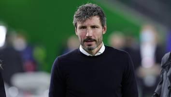 Erste Entlassung der Bundesliga-Saison - VfL Wolfsburg feuert Trainer Mark van Bommel