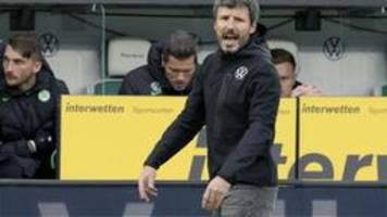 Fußball-Bundesliga: Wolfsburg trennt sich von van Bommel