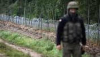 Mariusz Błaszczak: Polen erhöht Zahl der Soldaten an Grenze zu Belarus