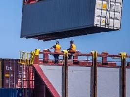 Folgenreiche Engpässe: Deutscher Handel außerhalb der EU stagniert
