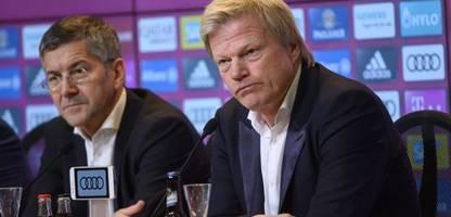Bayern München zu Joshua Kimmich und Corona: »Bei uns gibt es keinen Impfzwang«