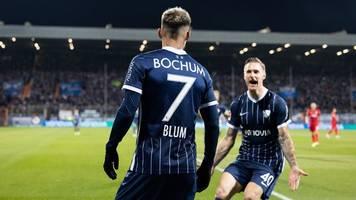 Bundesliga - Blums stiller Jubel: Ein Mann,  ein Wort