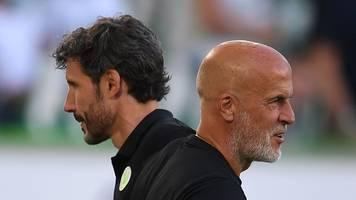 Bundesliga - Interimstrainer: Frontzeck folgt in Wolfsburg auf van Bommel