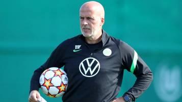 VfL Wolfsburg: Michael Frontzeck wird Interimstrainer nach van-Bommel-Aus