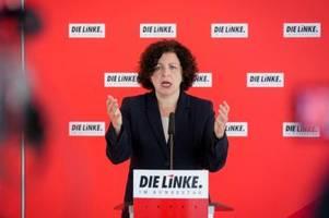 Geschrumpfte Linksfraktion im Bundestag wählt Spitze