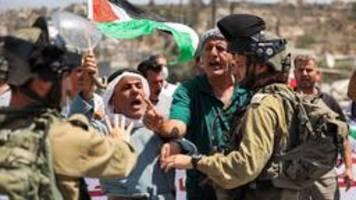 israel geht gegen ngos vor: unbequeme kritiker oder terroristen?