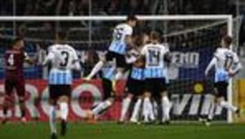 DFB-Pokal: 1860 München wirft Schalke aus dem Pokal, drei Bundesligisten weiter