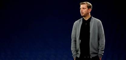 Florian Kohfeldt wird Trainer beim VfL Wolfsburg - Nachfolger von Mark van Bommel