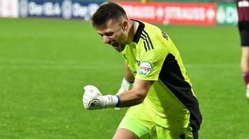 DFB-Pokal: Drama im Elfmeterschießen in Nürnberg und Osnabrück