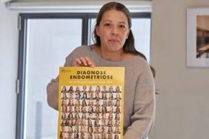 Schmerz und unerfüllter Kinderwunsch: Augsburgerin gründet Endometriose-Gruppe