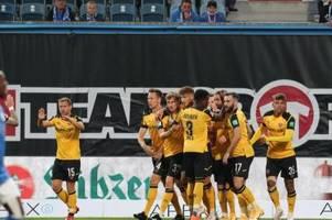 Dynamo Dresden - St. Pauli im DFB-Pokal: Liveticker und Übertragung im TV oder Live-Stream