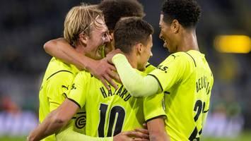 DFB-Pokal gegen Ingolstadt - BVB in der Einzelkritik: Bellingham spielt in eigener Welt, Brandt macht ratlos