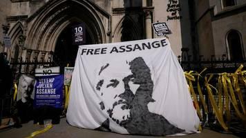 Wikileaks-Gründer: Gericht in London verhandelt über Auslieferung von Julian Assange