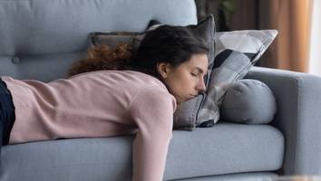 Trotz ausreichend Schlaf - Acht Gründe, warum Sie ständig müde sind